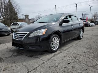 Used 2015 Nissan Sentra SV *CAMERA*SIÈGES CH*BT* 47$/SEM for sale in St-Jérôme, QC