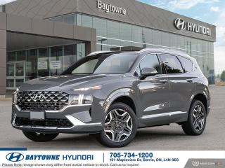 New 2021 Hyundai Santa Fe Ultimate Calligraphy AWD 2.5T for sale in Barrie, ON