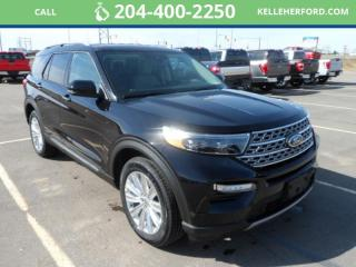 New 2021 Ford Explorer LIMITED for sale in Brandon, MB