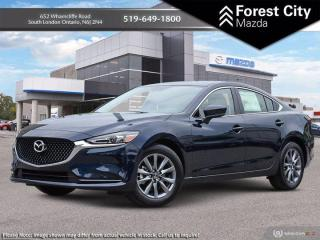 New 2021 Mazda MAZDA6 GS for sale in London, ON