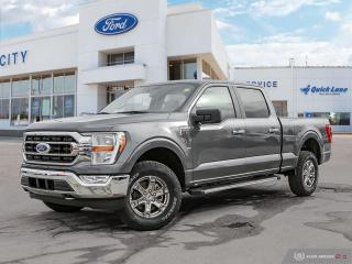 New 2021 Ford F-150 XLT for sale in Winnipeg, MB