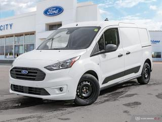 New 2021 Ford Transit Connect Van XLT for sale in Winnipeg, MB