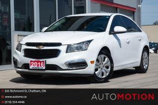 Used 2016 Chevrolet Cruze Limited 1LT LIMITED EDITION EXCELLENT SHAPE NO ACCIDENTS for sale in Chatham, ON