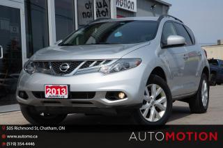 Used 2013 Nissan Murano for sale in Chatham, ON