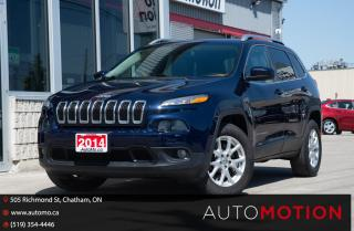Used 2014 Jeep Cherokee North for sale in Chatham, ON