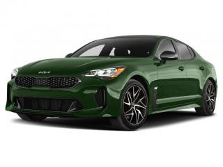 New 2022 Kia Stinger GT Elite - Suede Package for sale in North York, ON