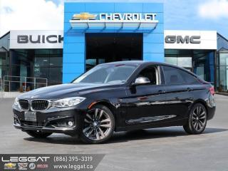 Used 2015 BMW 3 Series 328 GRAN TURISMO i xDrive RARE GT | HARMON KARDON | SURROUND VISION | LOW KMS for sale in Burlington, ON