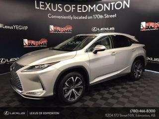 New 2021 Lexus RX 450h Luxury Package for sale in Edmonton, AB