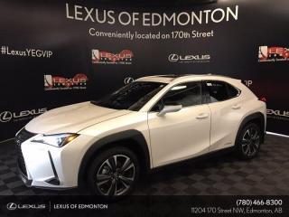 New 2021 Lexus UX 250H Premium Package for sale in Edmonton, AB