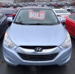 Used 2010 Hyundai Tucson Limited for sale in Halifax, NS