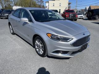Used 2018 Ford Fusion Energi SE Luxury for sale in Cornwall, ON