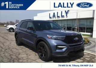 New 2021 Ford Explorer ST for sale in Tilbury, ON