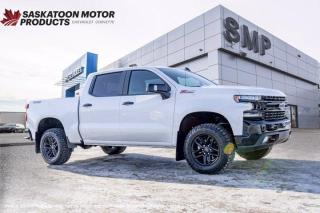 New 2021 Chevrolet Silverado 1500 Custom Trail Boss for sale in Saskatoon, SK