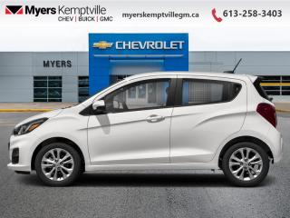 New 2021 Chevrolet Spark LT  - MyLink for sale in Kemptville, ON