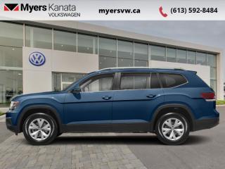 Used 2018 Volkswagen Atlas Comfortline 3.6 FSI  - Aluminum Wheels for sale in Kanata, ON