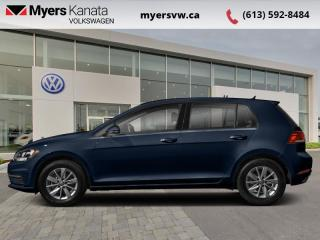 Used 2018 Volkswagen Golf Comfortline 5-door  - Sunroof for sale in Kanata, ON
