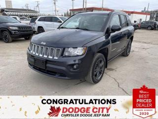 Used 2014 Jeep Compass North-4WD,Keyless Entry,UConnect Voice for sale in Saskatoon, SK
