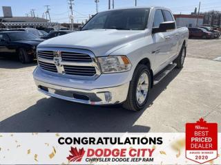 Used 2018 RAM 1500 SLT for sale in Saskatoon, SK