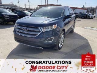 Used 2017 Ford Edge Titanium for sale in Saskatoon, SK