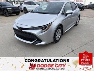 Used 2019 Toyota Corolla Hatchback for sale in Saskatoon, SK