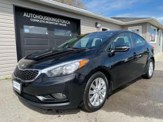 Used 2014 Kia Forte LX for sale in Kingston, ON