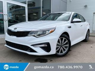 Used 2019 Kia Optima LX for sale in Edmonton, AB
