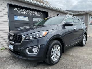 Used 2018 Kia Sorento LX for sale in Kingston, ON