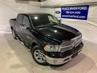 Used 2017 RAM 1500 Laramie for sale in Peace River, AB
