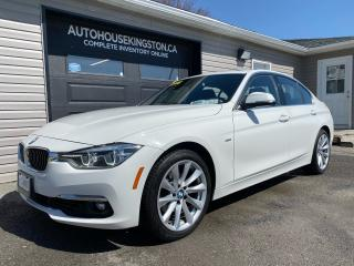 Used 2016 BMW 3 Series 328i xDrive for sale in Kingston, ON