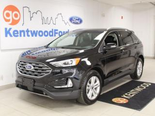 Used 2020 Ford Edge SEL | AWD | NAV | Heated Seats/Steering | Adaptive Cruise for sale in Edmonton, AB