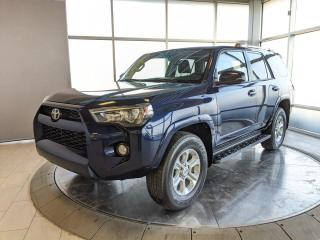 Used 2015 Toyota 4Runner 3rd Row | Leather | Sunroof | Tow Hitch | 3M for sale in Edmonton, AB