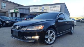 Used 2015 Volkswagen Passat Highline 1.8 TSI Man Navi/Backup Cam/Moon for sale in Etobicoke, ON