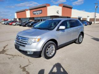 Used 2009 Ford Edge Limited 4dr AWD Sport Utility Vehicle for sale in Steinbach, MB