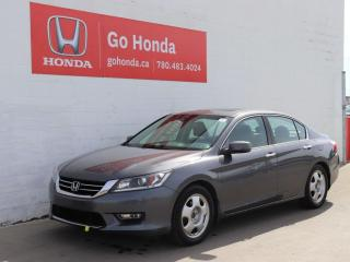 Used 2013 Honda Accord Sedan EX-L, LEATHER, SUNROOF, NO ACCIDENTS! for sale in Edmonton, AB