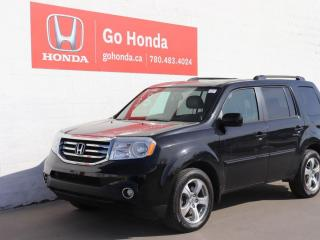 Used 2015 Honda Pilot EX-L Rear Entertainment System for sale in Edmonton, AB