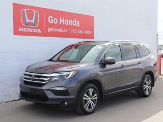 Used 2018 Honda Pilot w/Navigation for sale in Edmonton, AB