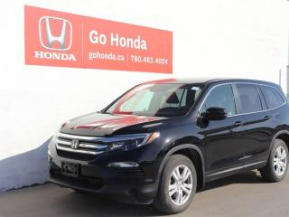 Used 2018 Honda Pilot LX, AUTO, AWD, HEATED SEATS, NO ACCIDENTS! for sale in Edmonton, AB