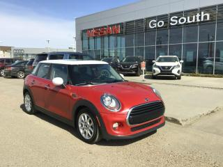 Used 2017 MINI Cooper Hardtop 5 Door COOPER, HARDTOP, LEATHER for sale in Edmonton, AB