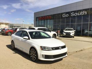 Used 2013 Volkswagen Jetta GLI JETTA, GLI, LEATHER for sale in Edmonton, AB
