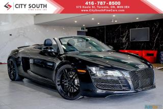 Used 2012 Audi R8 4.2L - Approval->Bad Credit-No Problem for sale in Toronto, ON