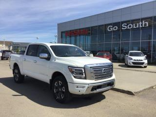 New 2020 Nissan Titan CONTACT DEALER FOR DEMO PRICING 780-463-5700 for sale in Edmonton, AB