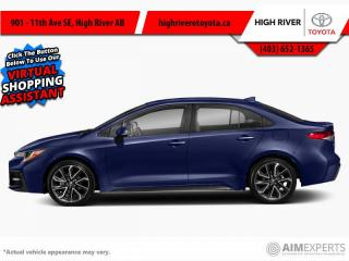 New 2021 Toyota Corolla SE Manual  - Larger Engine for sale in High River, AB
