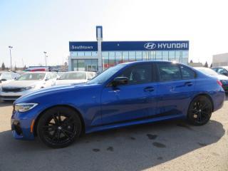 Used 2020 BMW 3 Series Msport/HUD/NAV/SUNROOF/LEATHER for sale in Edmonton, AB