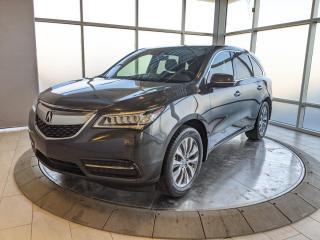 Used 2016 Acura MDX Nav Pkg for sale in Edmonton, AB