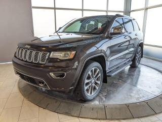 Used 2017 Jeep Grand Cherokee NO ACCIDENTS - ONE OWNER! for sale in Edmonton, AB