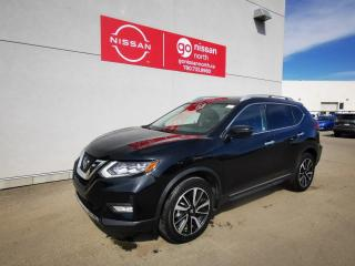 Used 2018 Nissan Rogue SL/AWD/LEATHER/PANO ROOF/PRO-PILOT/BOSE AUDIO/DRIVERS ASSIST for sale in Edmonton, AB