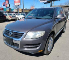 Used 2009 Volkswagen Touareg TDI V6 - Approval->Bad Credit-No Problem for sale in Toronto, ON