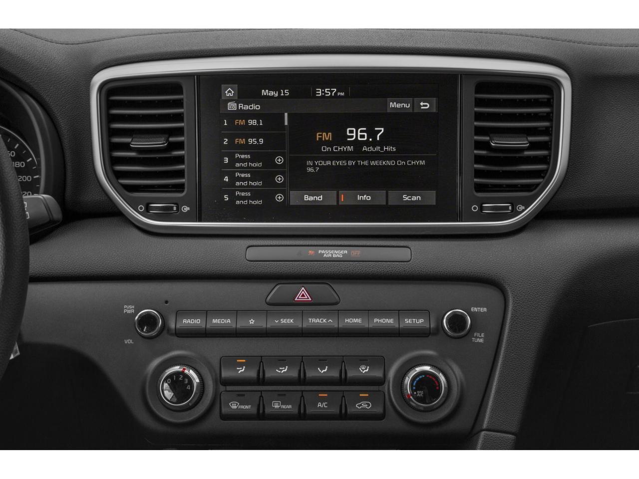 2021 Kia Sportage 2.4L LX AWD