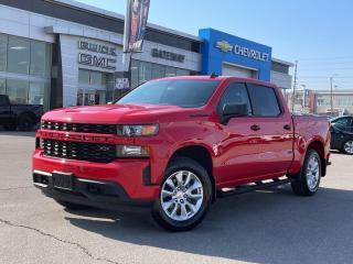 New 2021 Chevrolet Silverado 1500 Custom for sale in Brampton, ON