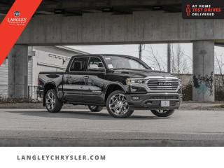 New 2021 RAM 1500 Longhorn  - Sunroof for sale in Surrey, BC